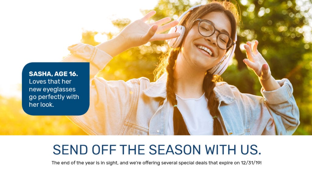 Send Off The Season With Us | FSA Deals Valid Through 12/31/19